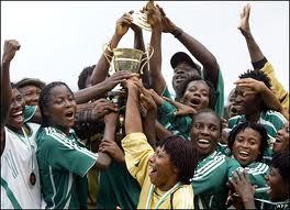 Super Falcons, Nigeria football, African Women Championship, Kadiri Ikhana