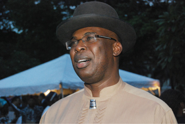 Minister of State for Petroleum Resources, Timipre Sylva.