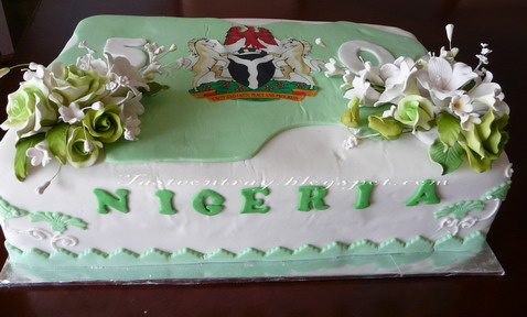nigeria national cake