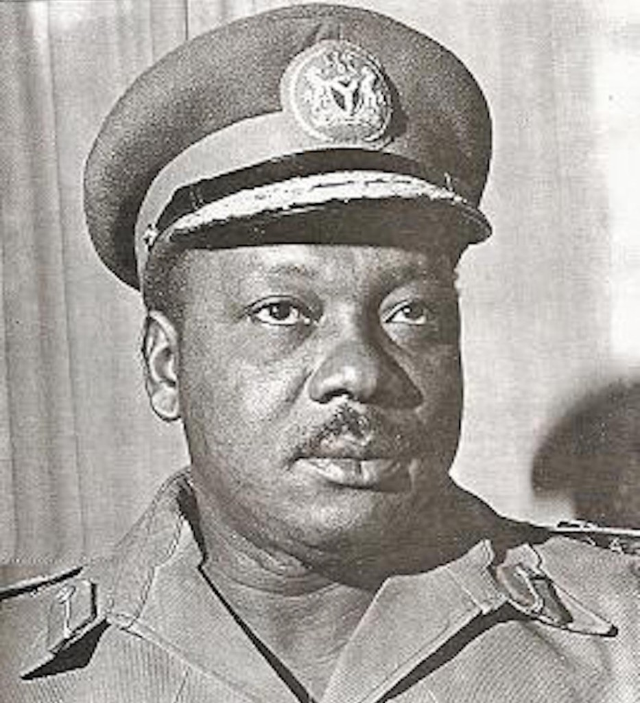 General Johnson Aguiyi Ironsi 2