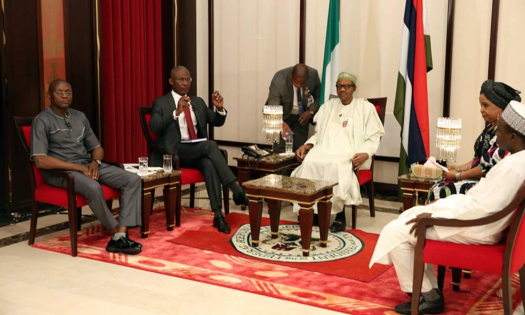 President Buhari - Media Chat