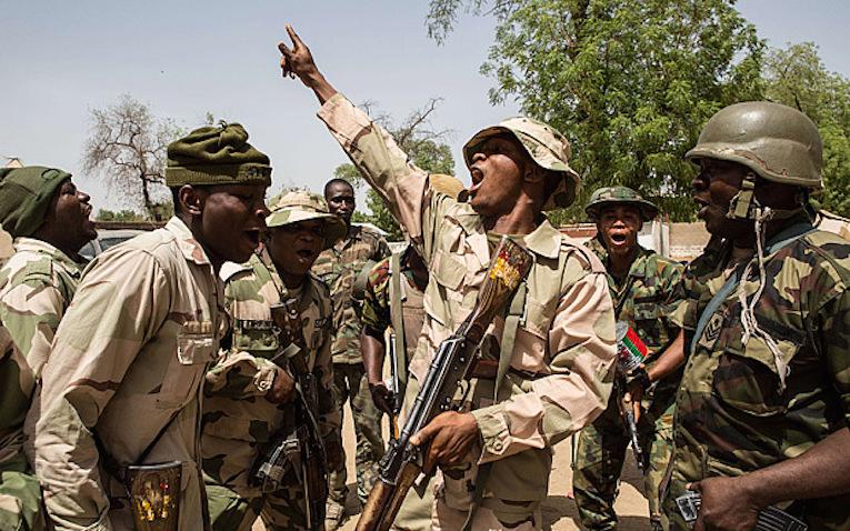 Nigerian Military and Boko Haram