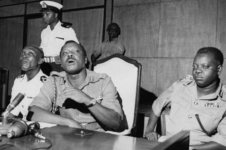 General Aguiyi Ironsi