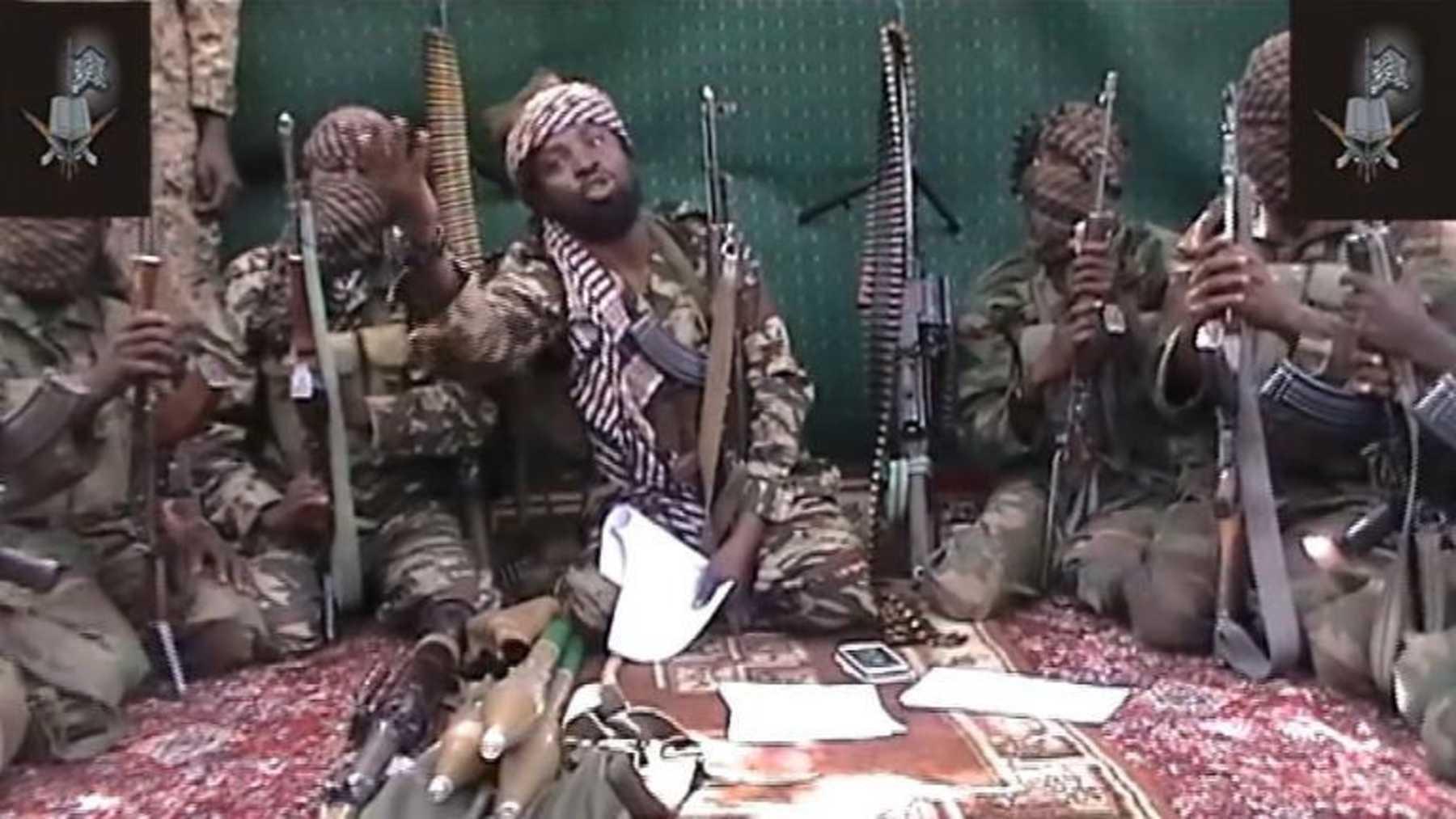 Boko Haram-shekau