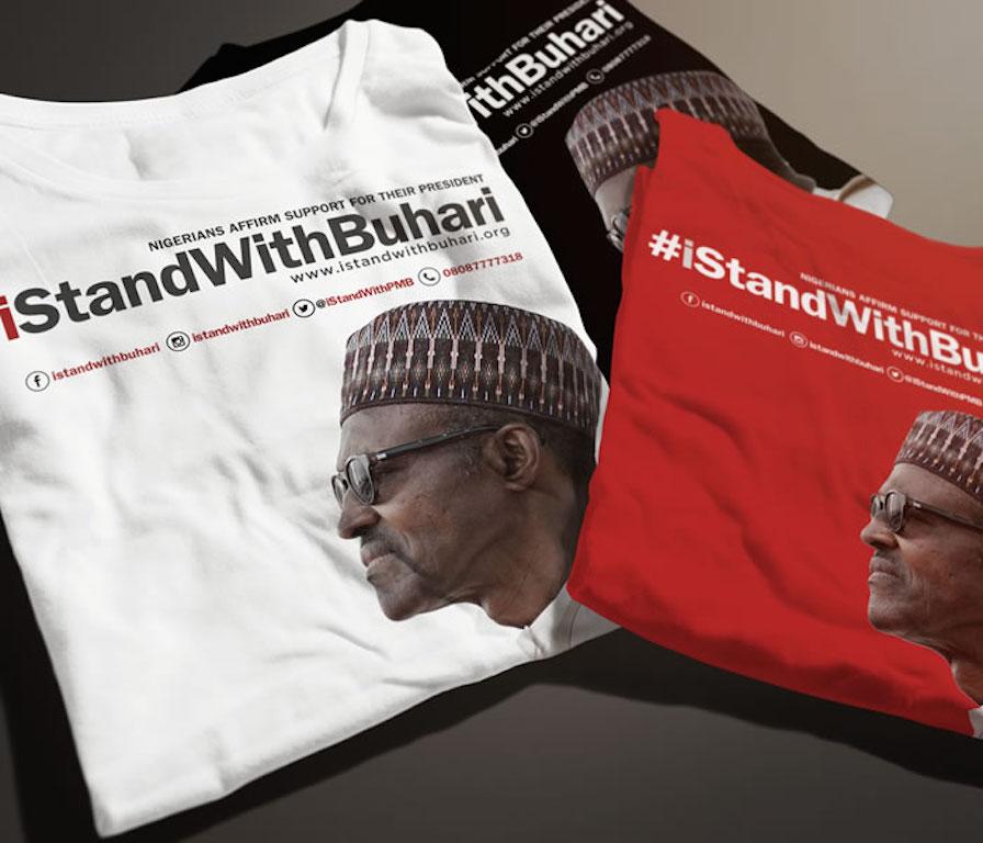 #iStandWithBuhari 2