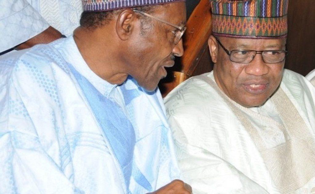 Buhari and IBB