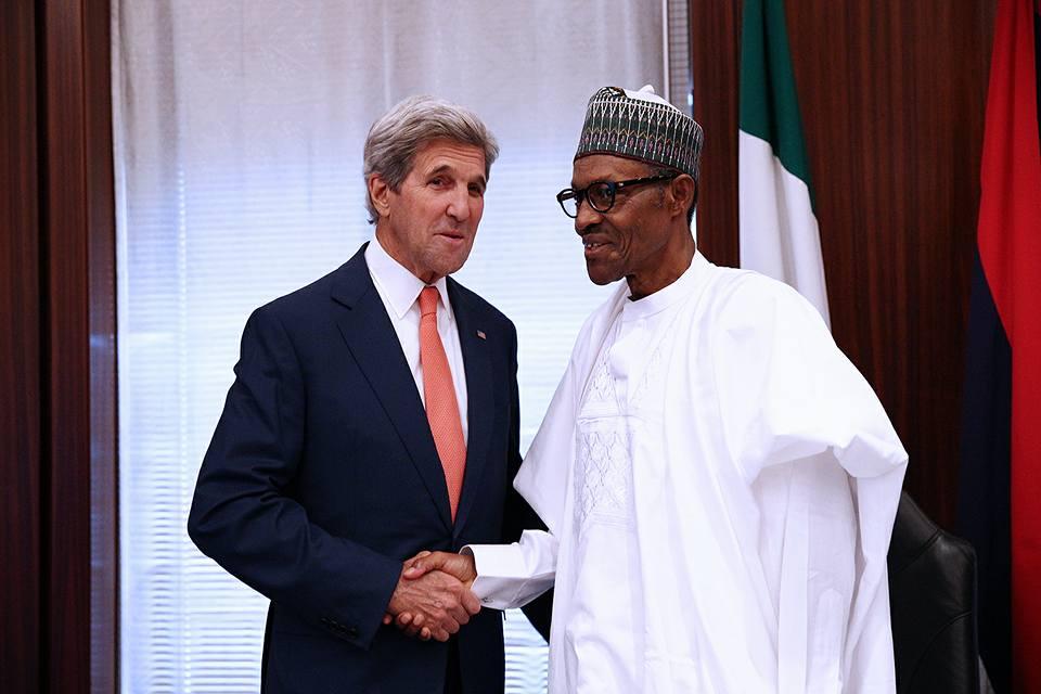 Kerry and Buhari