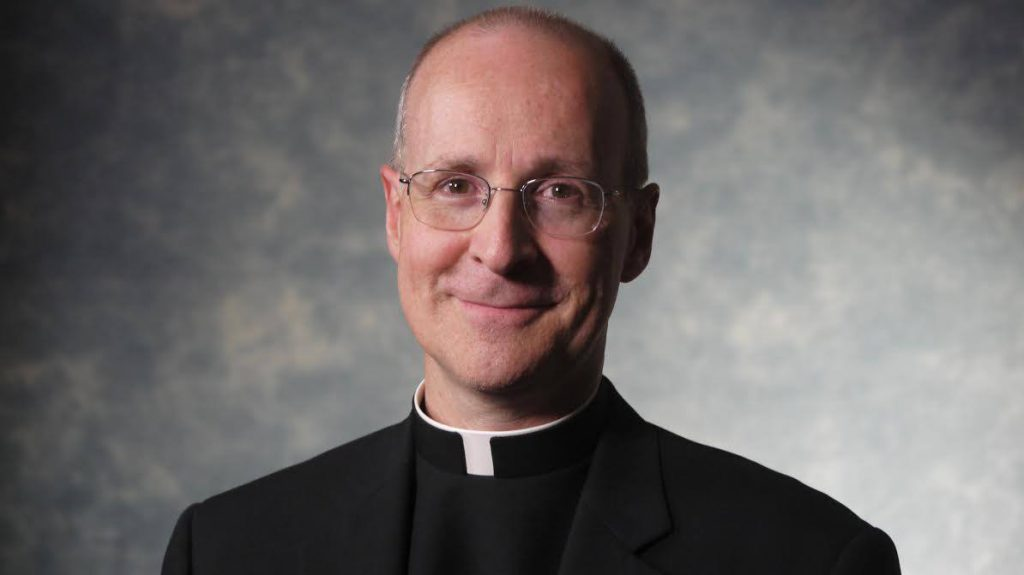 Fr. James Martin, S.J. ON