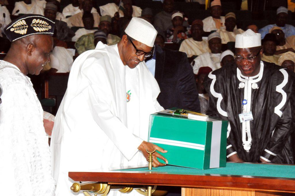 Nigerian Budget-PMB