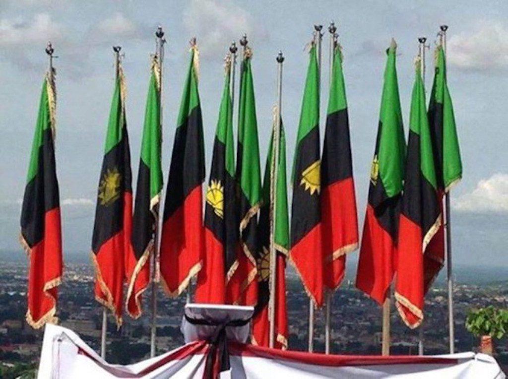 Biafran-flag