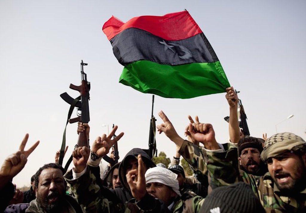 Libyan Civil War - Rebels