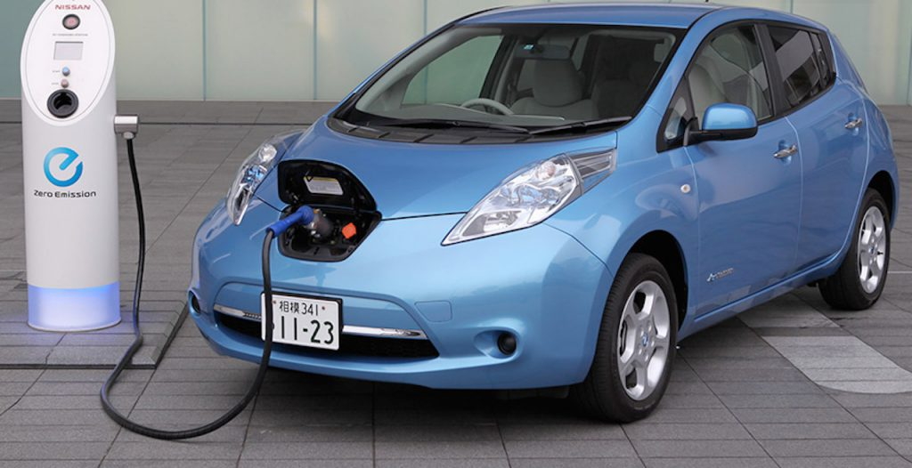 Electric Cars-Nissan-Leaf