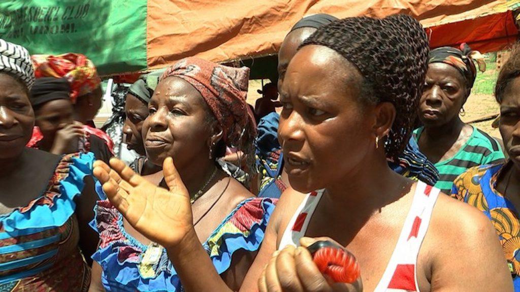 Nigerian Speaking