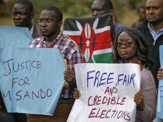 Justice for Msando