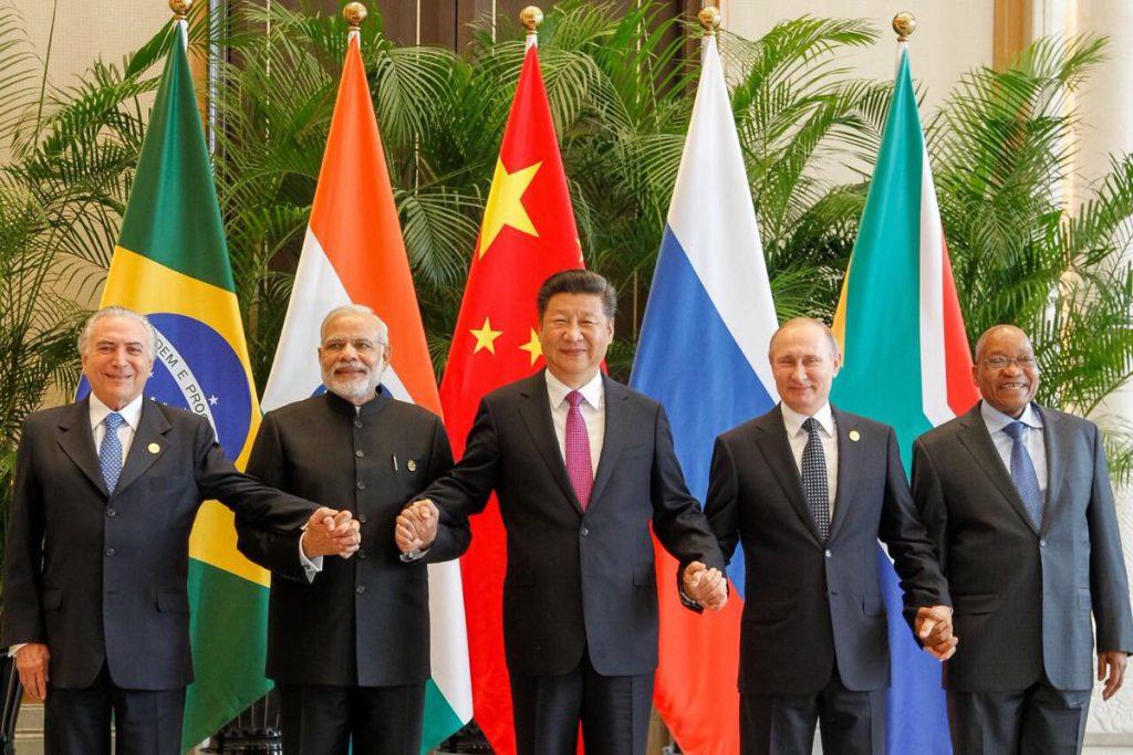BRICS 2017 - China