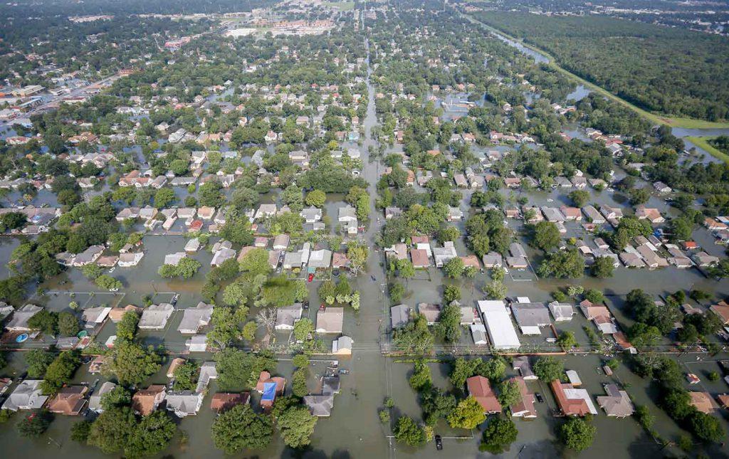 Harvey Houston Flood