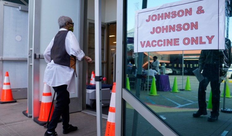 CDC, FDA recommend pause of J&J coronavirus vaccine over ...