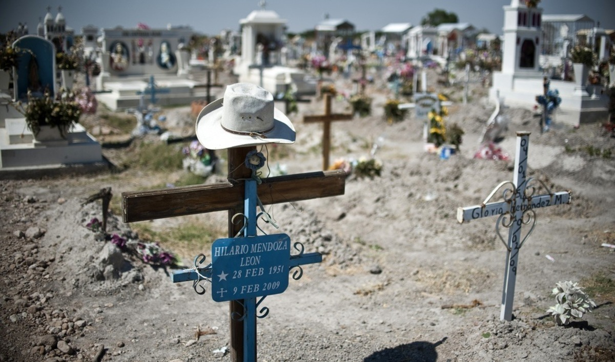 Mexican Drug 2011 Cartel Killings