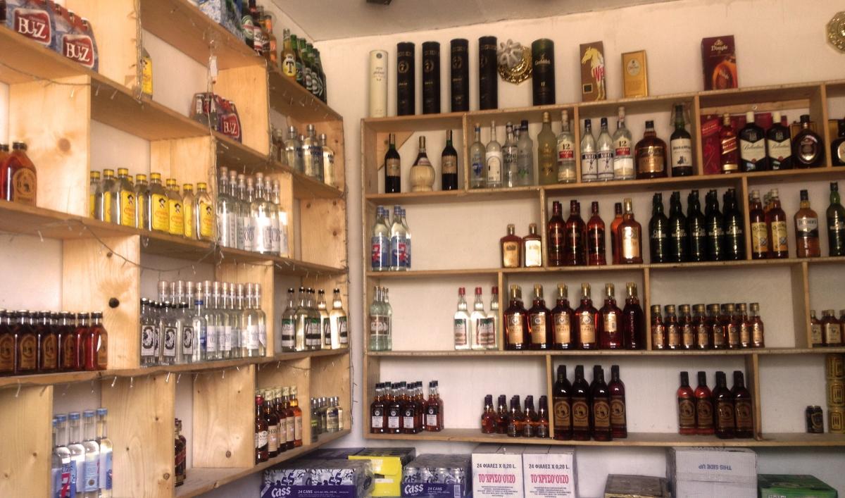 Baghdad S Liquor Stores Do Big Business In Iraq When Ramadan