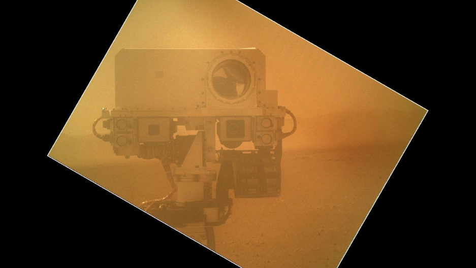 Mars Curiosity Rover Sings Happy Birthday To Itself Video The World From Prx