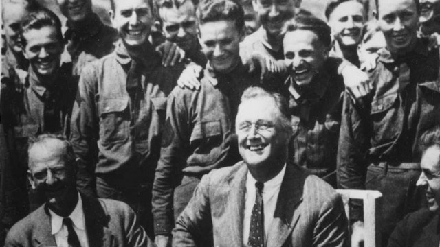 Opponents of FDR's New Deal called it a 'disaster'   The World from PRX