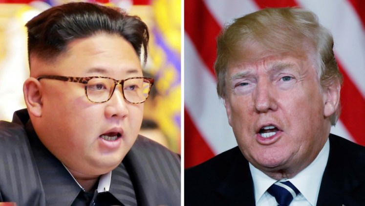 Image result for Trump, Kim summit in Singapore presents logistical challenges for North Korea