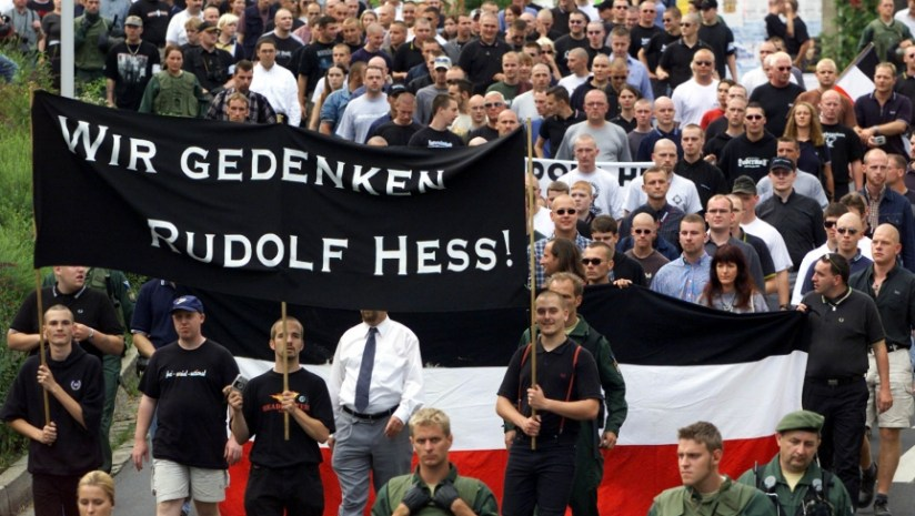Image result for neo-nazis in germany