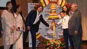 Devyani International Limited makes a strong debut on the bourses