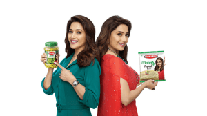 """Ram Bandhu ropes in Madhuri Dixit to endorse its pickle and papad product range with the campaign """"Aapka Taste Partner"""""""