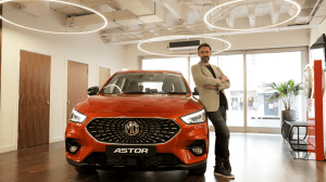 MG unveils India's 1st SUV with AI Inside: Astor
