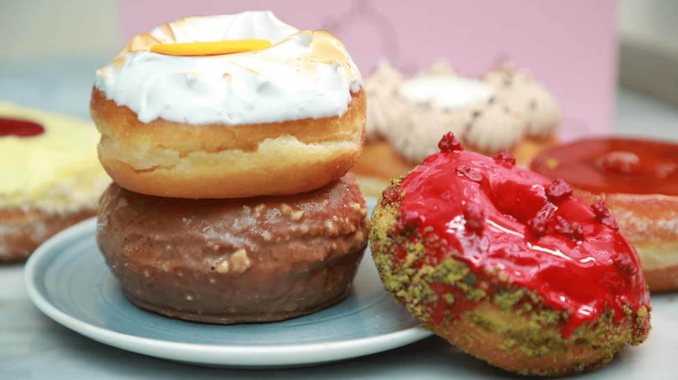 Spoil yourself with the 'gourmet circles of happiness' at JW Bakery by JW Marriott Kolkata