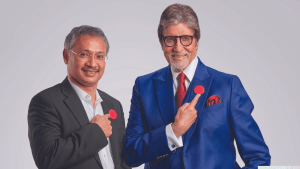 Amitabh Bachchan's 'India's Pride, My Pride' campaign for VKC Pride rings in freshness