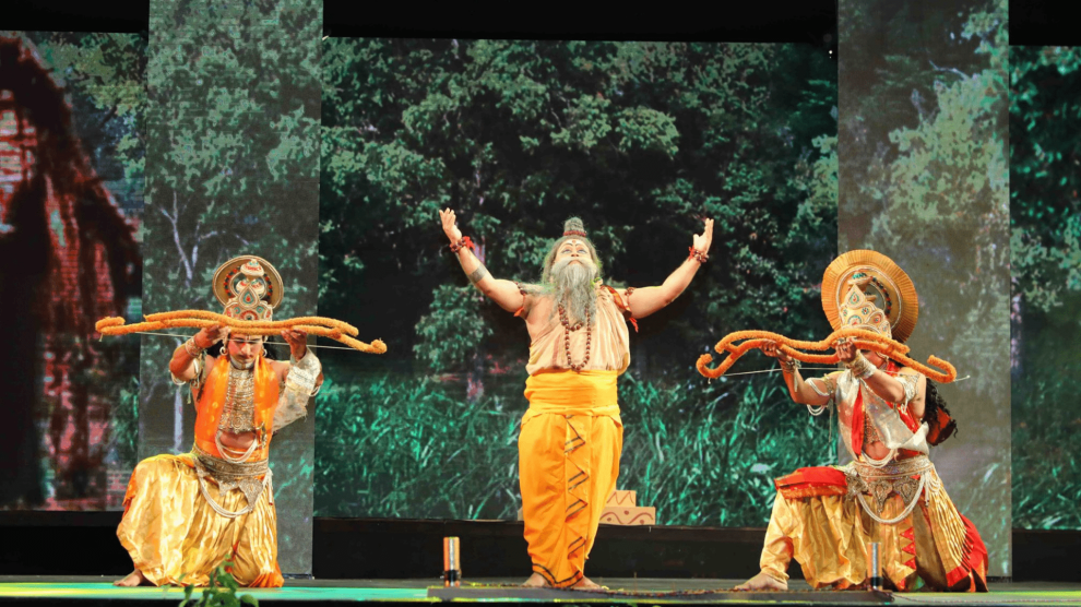 Broadway Style Ramlila – Sampurn Ramayana hits multiplex for the first time ever as Aryan Heritage Foundation opens its arms to normalization