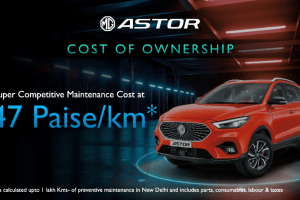 MG Motor India launches Astor at starting price of Rs9.78 lakh