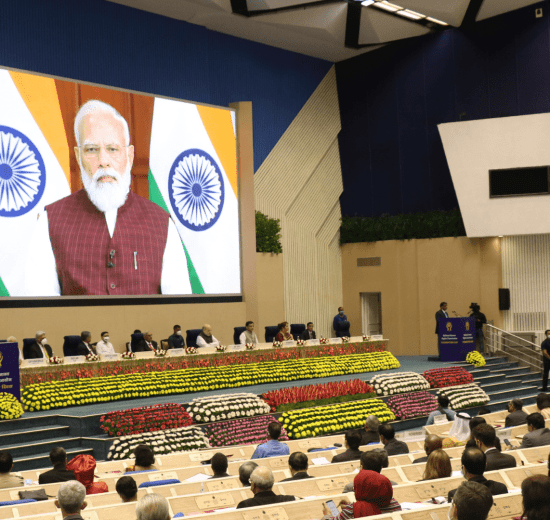 Prime Minister addresses 28th Foundation Day of the NHRC, India: cautions against selective interpretation of human rights violations