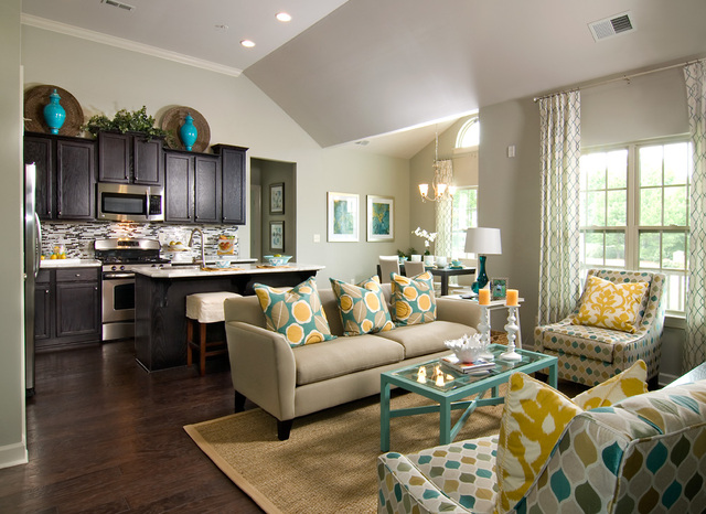 Shea Homes Opens New Models At Riviera In Ballantyne Area