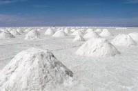 Una de las zonas de producción de litio en Chile. Foto: Especial
