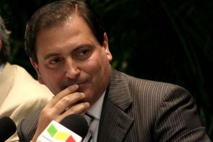 El exgobernador de Aguascalientes, Armando Reynoso Femat. Foto: Juan Manuel Robledo