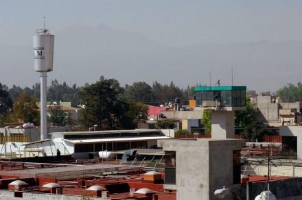 Una de las estaciones del Instituto Nacional de Migración (INM) en Iztapalapa. Foto: Eduardo Miranda