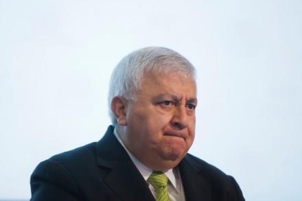 El titular de la SEP, Emilio Chauyffet. Foto: Octavio Gómez
