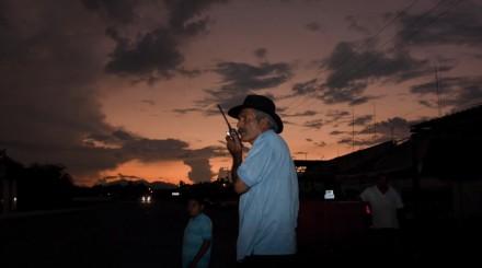 José Manuel Mireles, líder de autodefensas en Michoacán. Foto: Eduardo Miranda
