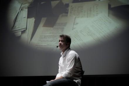El director de la organización Artículo 19, Darío Ramírez. Foto: Xinhua / Alejandro Ayala