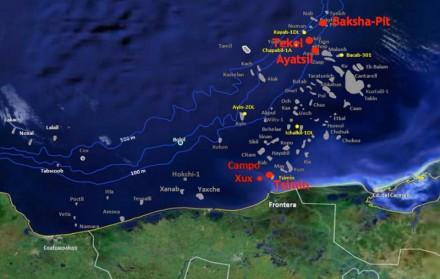 Los nuevos proyectos petroleros de la paraestatal. Foto: Pemex