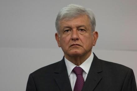 Andrés Manuel López Obrador, líder del Morena. Foto: Octavio Gómez