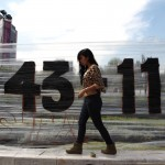 Exigen en Bellas Artes la liberación de los detenidos el #20NovMx. Foto: Octavio Gómez