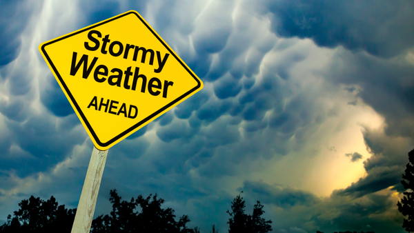 Do you know what to do if a dangerous thunderstorm rolls in? Photo: iStock