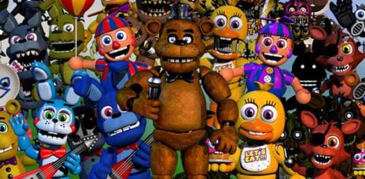 What Is Your FNAF 4 Character    ProProfs Quiz What Is Your FNAF 4 Character