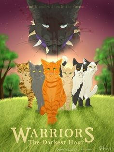 what thunderclan warrior cat are you