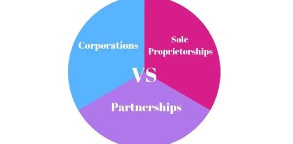 Sole Proprietorships Partnerships And Corporations Proprofs Quiz