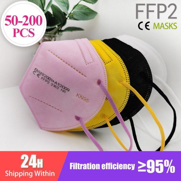 Mascarilla Ffp2 Mask